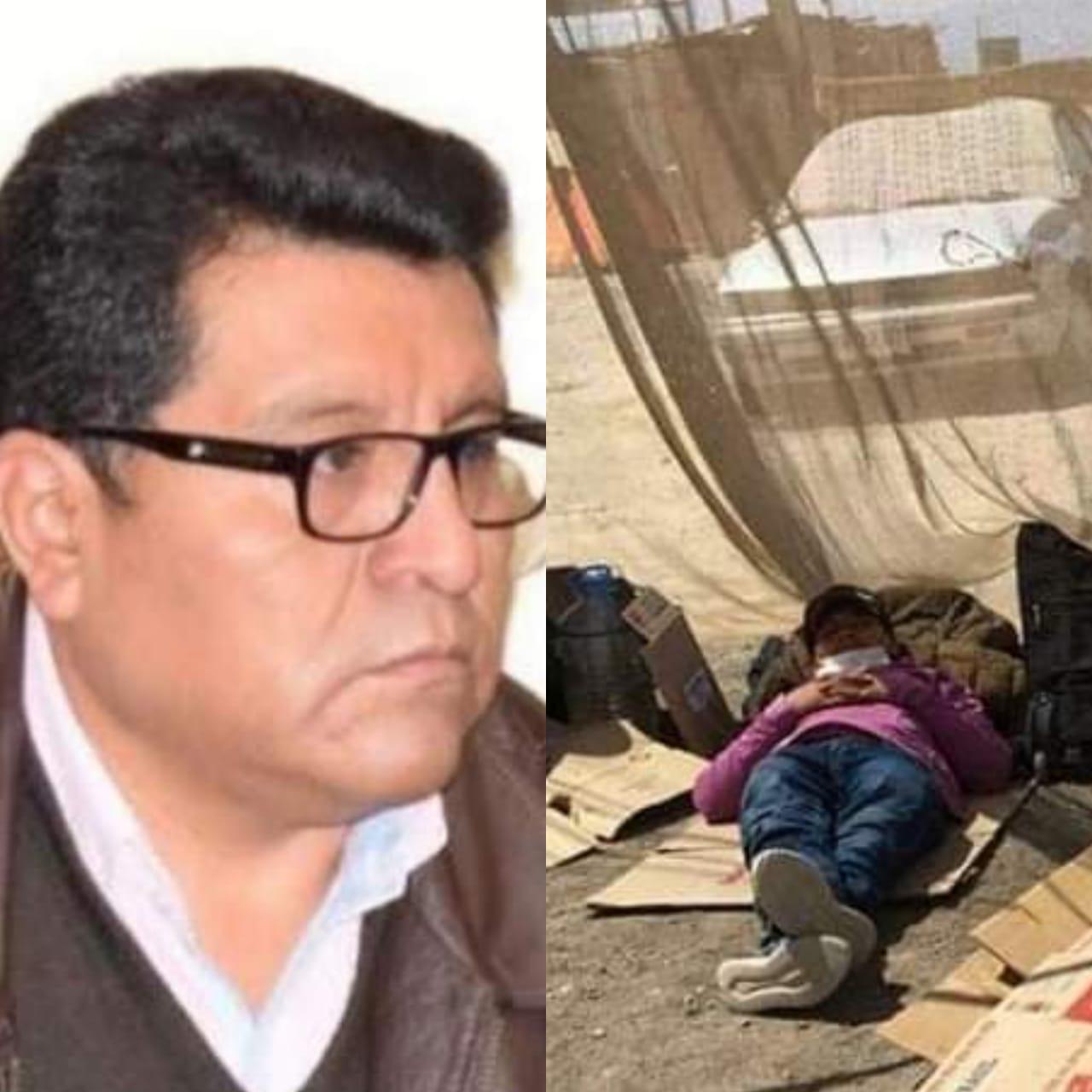 El MAS exige al gobierno transitorio que respete derechos de bolivianos en frontera