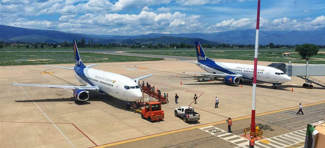 BoA reprograma vuelos sin multas por el coronavirus