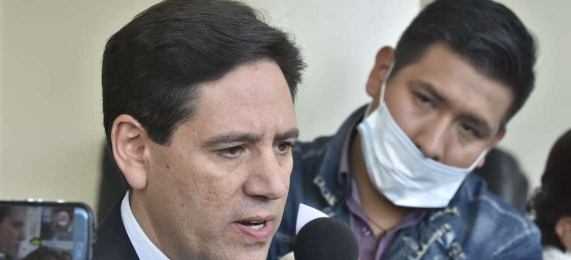 Paniagua dice que en 21 días se definirá qué pasa con las elecciones; Romero prefiere no especular