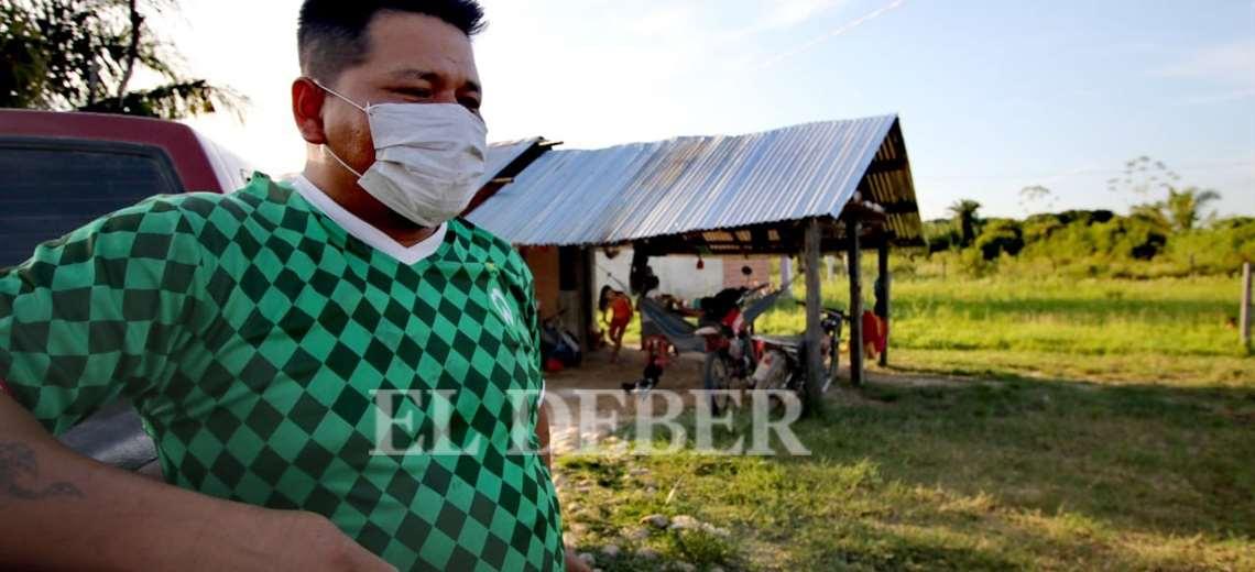 Photo of Exclusivo: hijo de la paciente con coronavirus habla del drama que viven
