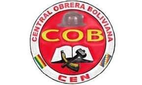 La COB manifiesto que no son indiferentes ante el COVID-19 y demandaron soluciones reales