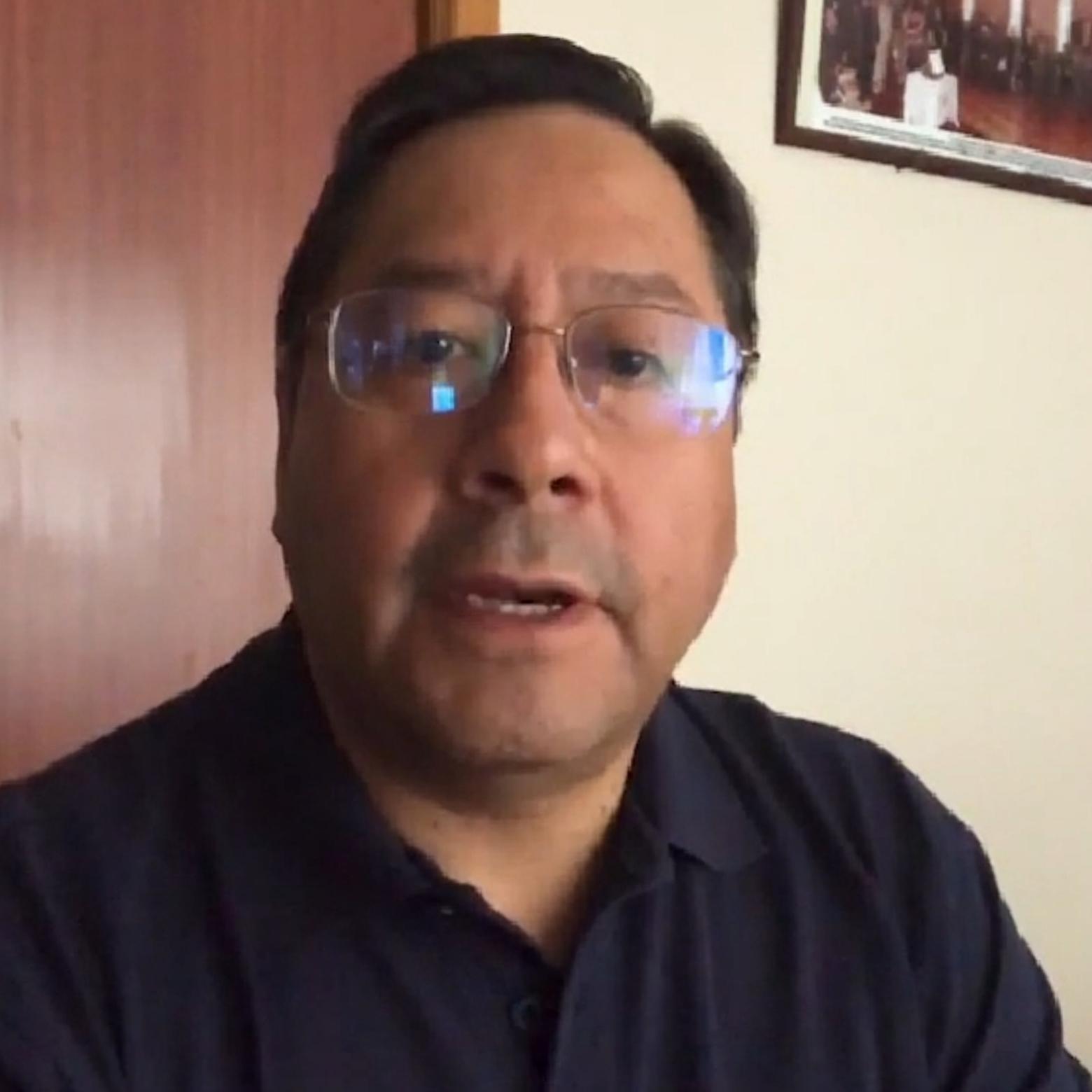 Arce Catacora propone revertir presupuesto de armamento para la compra de medicamentos