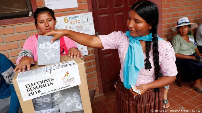 Elecciones en Bolivia se realizaría en junio del 2020
