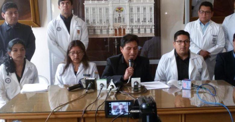 Photo of La Confederación Medica de Bolivia emplazó al ministerio de salud a utilizar 23 laboratorios para las pruebas  del  COV-19