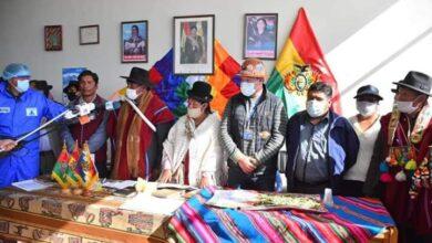 Photo of Organizaciones Sociales del departamento de La Paz están a un toque de levantarse contra gobierno de Añez