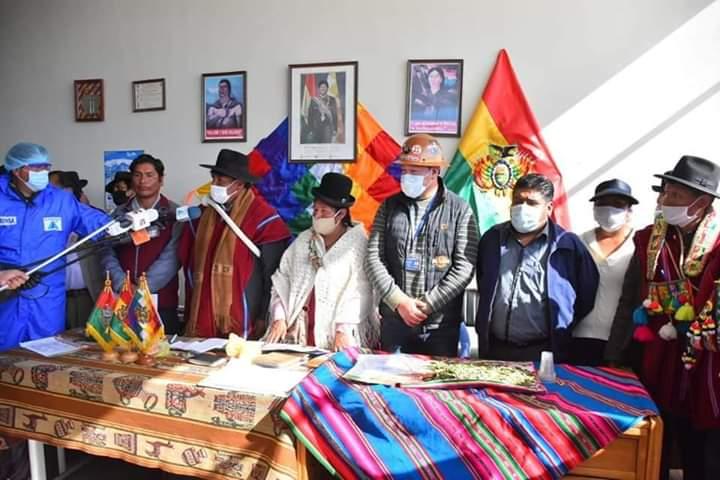 Organizaciones Sociales del departamento de La Paz están a un toque de levantarse contra gobierno de Añez