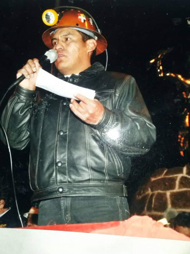 Mineros de Coro Coro rechazan declaraciones racistas del Ministro de Mineria y no se sienten representados