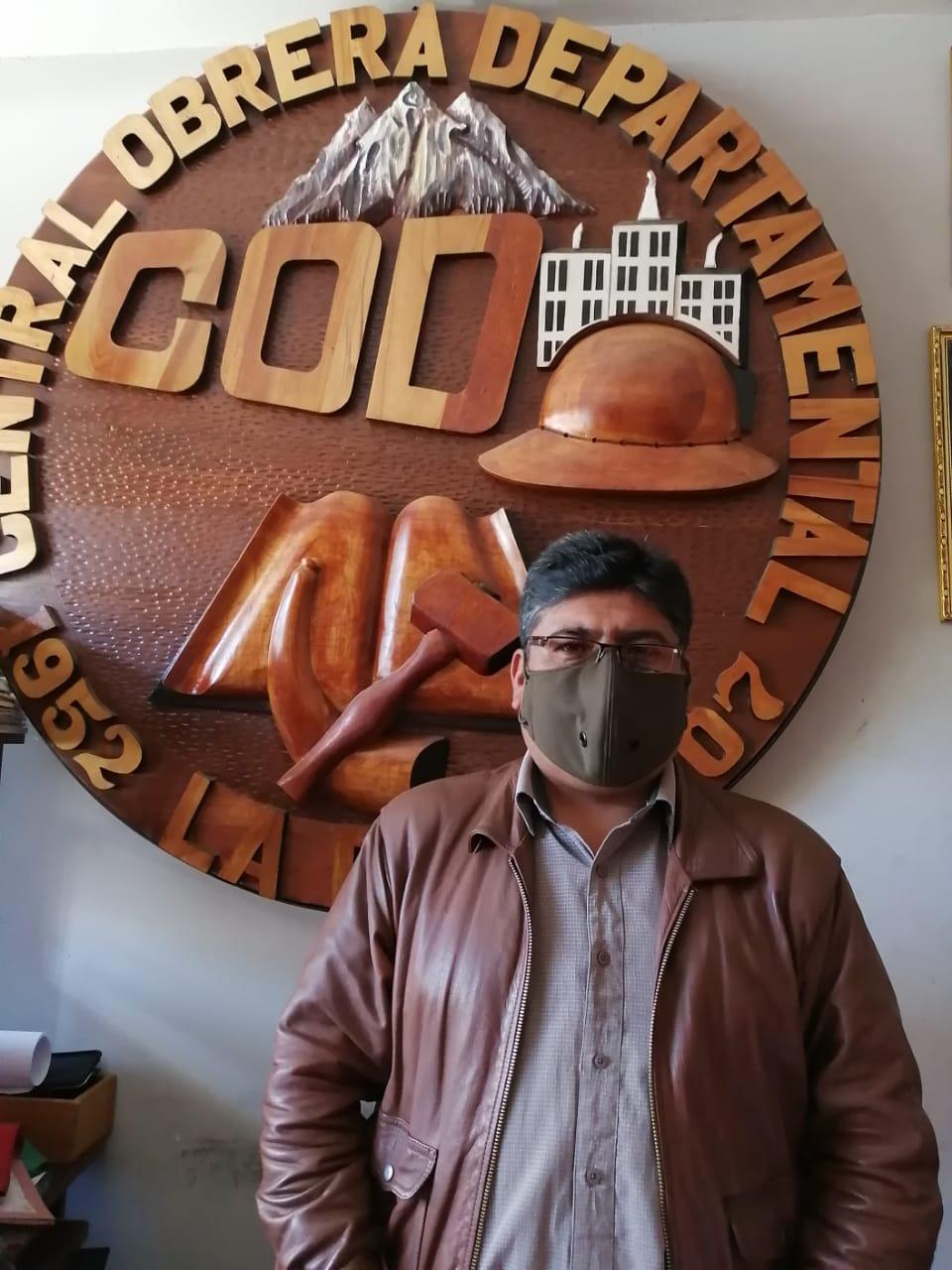 La COD La Paz denunció que Gobierno de Jeanine Añez despidió al menos a 300 mil trabajadores en plena cuarentena