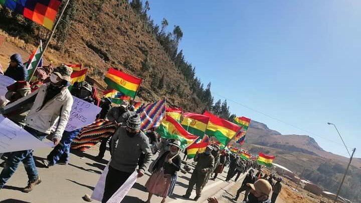 Photo of Anuario 2020: Imágenes del año que marcaron la coyuntura en Bolivia