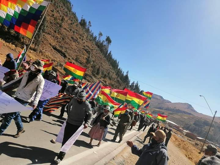 Anuario 2020: Imágenes del año que marcaron la coyuntura en Bolivia
