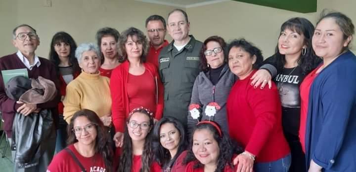 Grupo paramilitar intentó tomar instalaciones de la Defensoria del Pueblo incluso  la cabecilla recibió en noviembre un reconocimiento de la policia