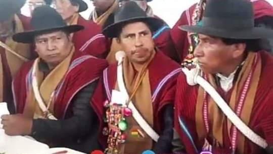 Photo of La Federación Campesinos Tupac Katari convocan ampliado para analizar lista de candidatos observados del MAS  que no fueron  elegidos organicamente