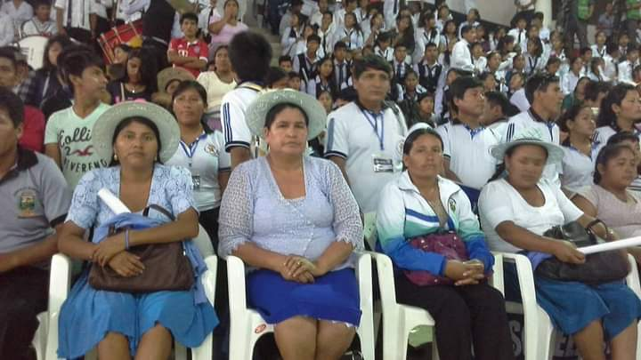 Leonilda Zurita: «intención de anular la personería del MAS-IPSP es una provocación» el pueblo no lo permitirá