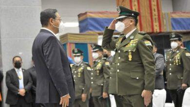 Photo of El Presidente Luis Arce Catacora colocó de Comandante de la Policía a un uniformado especialista en desbaratar bandas delincuenciales