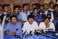 Photo of Evo Morales es restituido en el cargo de Presidente del MAS-IPSP y convoca a un Amplido para definir candidaturas a las  subnacionales