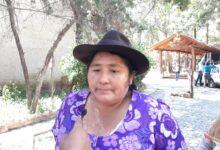 Photo of Segundina Flores líder las Bartolinas exhorta  no callar y denunciar la violencia contra la mujer