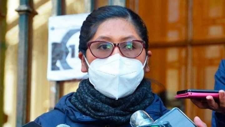 Eva Copa será candidata a la Alcaldia de El Alto sectores que la apoyan están convocando a una concentración para acompañarla a su inscripción
