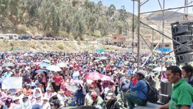 Photo of Los Yungas expulsa a la derecha retorna la wipala y productores cocaleros reafirman Unidad en apoyo al proceso de cambio