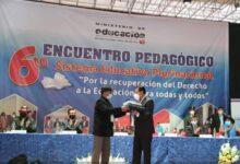 Photo of Movimientos Sociales e Instituciones construyeron en el sexto encuentro pedagógico las nuevas modalidades de enseñanza que garanticen el año escolar 2021
