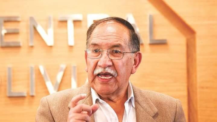 Edgar Huracan Ramirez ex ejecutivo de la COB falleció por coronavirus