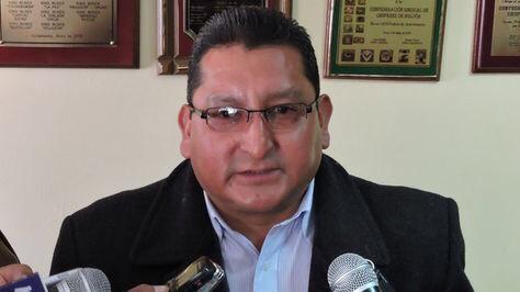 Photo of Choferes declaran cuarto intermedio en el paro de 48 horas y buscan diálogo directamente con el Presidente Luis Arce Catacora