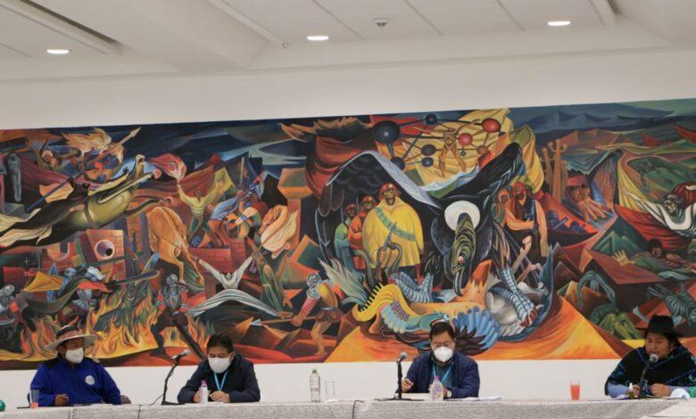 Photo of El Presidente Luis Arce Catacora priorizará la atención de programas productivos y educativos de las Mujeres Campesinas Bartolina Sisa