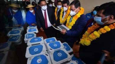 Photo of Presidente Luis Arce Catacora anunció el potenciamiento de los quipus para distribuir a los maestros y estudiantes