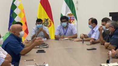 Photo of Avanza diálogo entre el Gobierno y productores de soya se ingresa cuarto intermedio en movilizaciones
