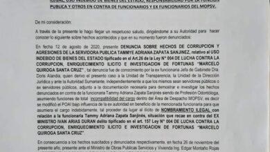 Photo of Subnacionales: Negro Arias un oscuro porvenir para la Alcaldia es denunciado por su en torno cuando era Ministro