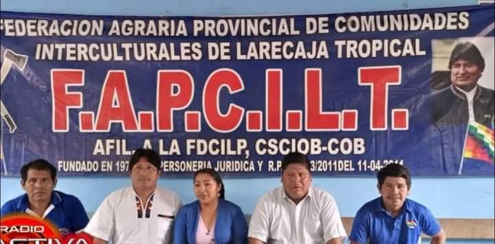 PRESIDENTE DE LA ABC GARANTIZA DOS PUENTES Y LA INSCRIPCIÓN DE LA CARRETERA ASFALTADA CARANAVI-GUANAY