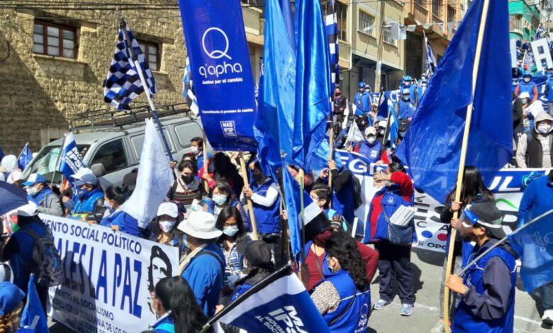 Photo of El MAS obligado a intensificar campaña Electoral podría perder las subnacionales se proyecta que ganaría 4 gobernadores