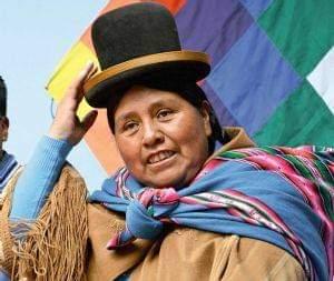 La Confederación de Mujeres Bartolina Sisa respalda designación de Felipa Huanca como representante diplomática en Peru