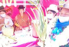 """Photo of La Líder de las Bartolinas Sisa Segundina Flores, """"Bolivia tiene como riqueza la medicina tradicional para defender la vida"""" en este rebrote de la pandemia"""