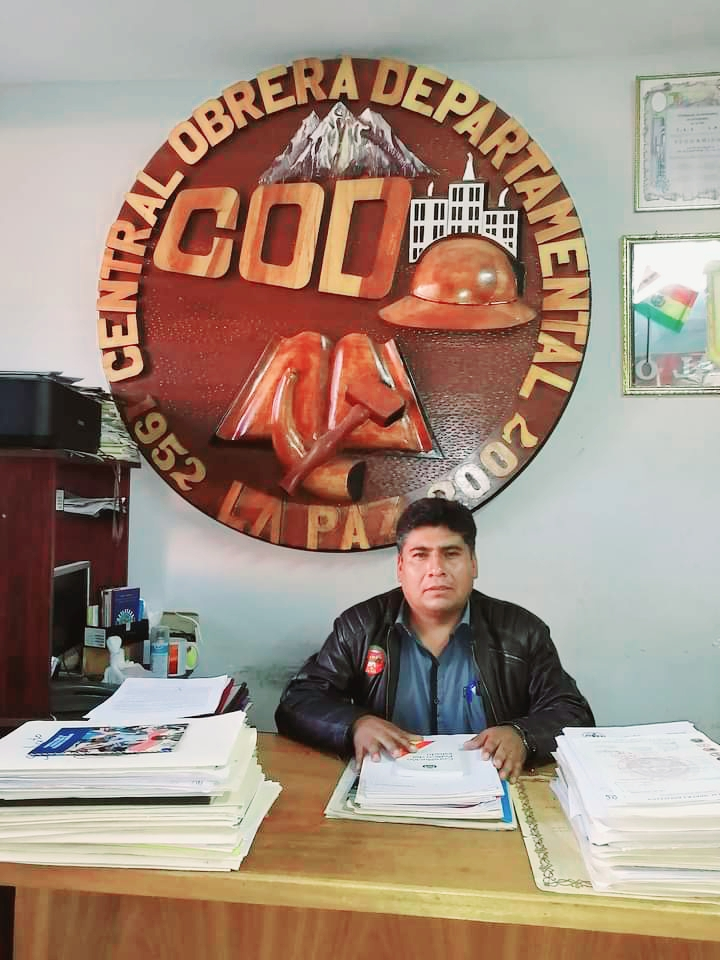 COD La Paz rechaza que retorne Juan Ramon Quintana al Gobierno de Arce Catacora ya tuvo su oportunidad