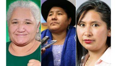 Photo of Las Mujeres Bartolinas Sisa pedirán el retorno de Eva Copa y Ana Lucia Reis al MAS- IPSP