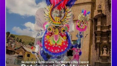 Photo of Peru declaro  a la Danza Morenada, Rey Moreno y Rey Caporal del departamento de Puno como Patrimonio Cultural de la Nación.