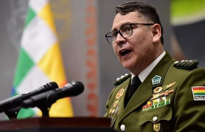 El Comandante de la policía Jhonny Aguilera dice que Arturo Murillo estaba convencido que » el Presidente era él «.