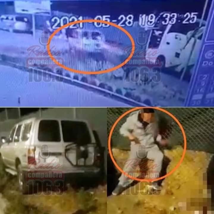 Militar en estado de ebriedad que atropelló a 5 personas en la ciudad de El Alto fue enviado al penal de San Pedro