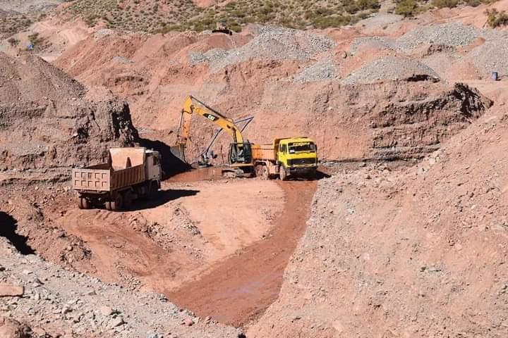 La AJAM desarrolla acciones contra la explotación ilegal de oro