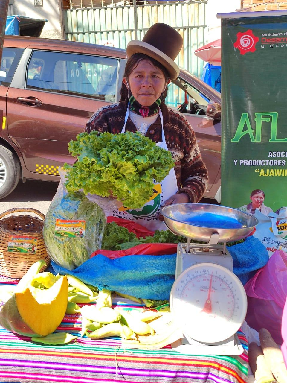 Lanzamiento del Mercado de la Agricultura Familiar con precio justo