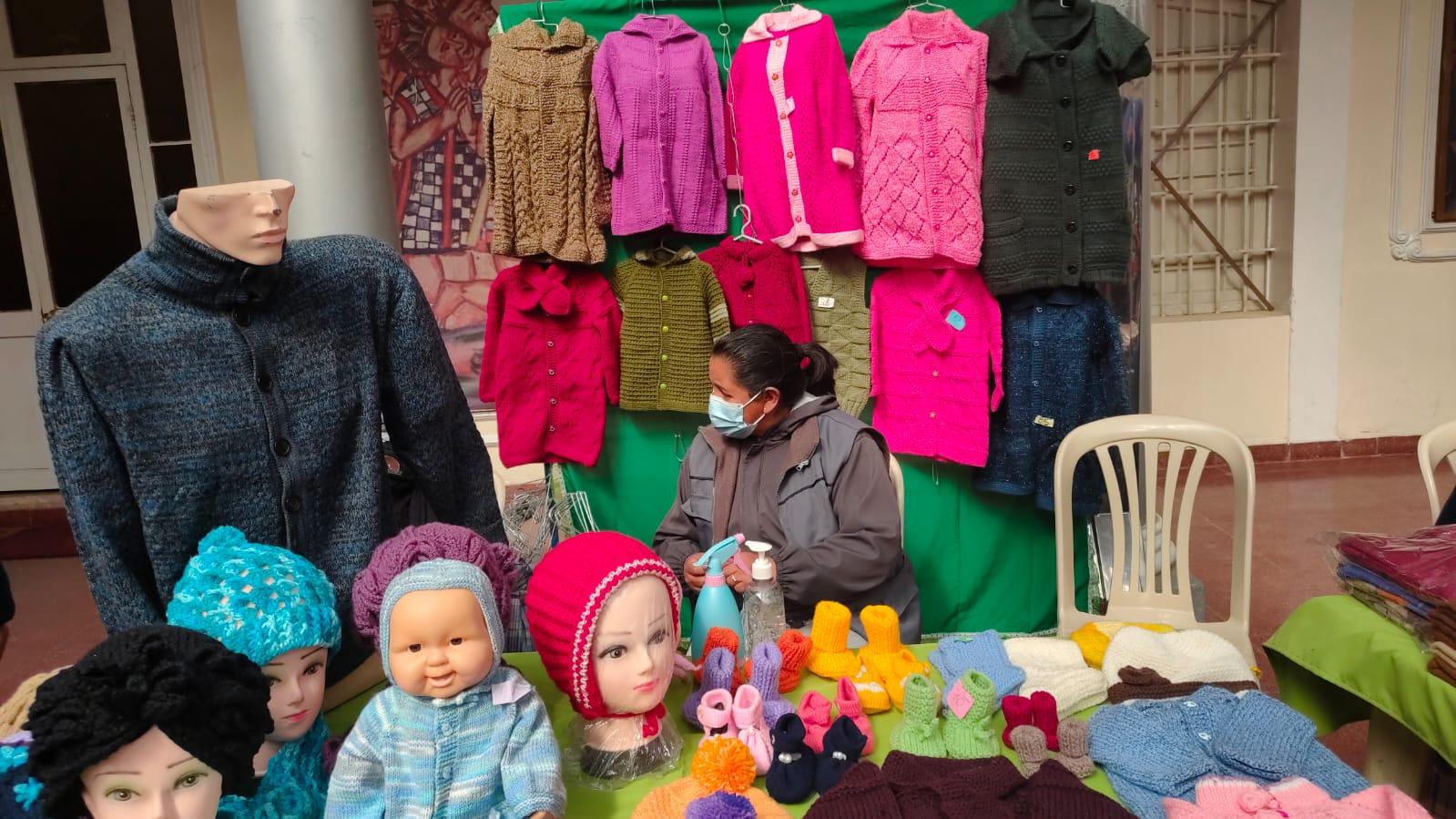 Feria en Oruro promueve la producción y consumo de alimentos saludables