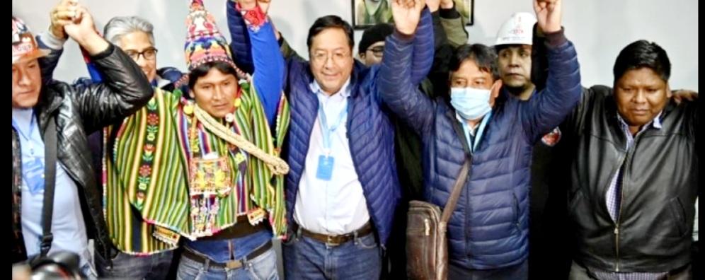 El triunfo Electoral del MAS-IPSP debe ser atribuido a la unidad del pueblo y no así a ex autoridades